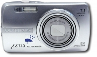 MJU 740 Silver